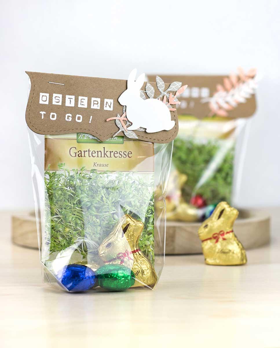 Ostern to go Geschenk für Ostern