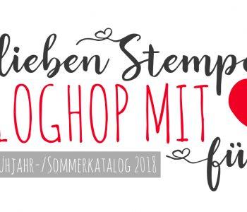 Bloghop mit Herz für alle. Stampinup Bloghop für alle