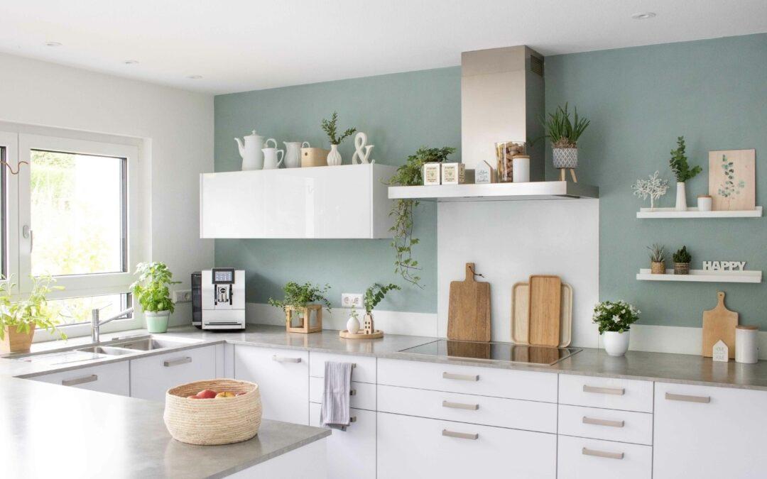 Küchen-Makeover mit Rust-Oleum